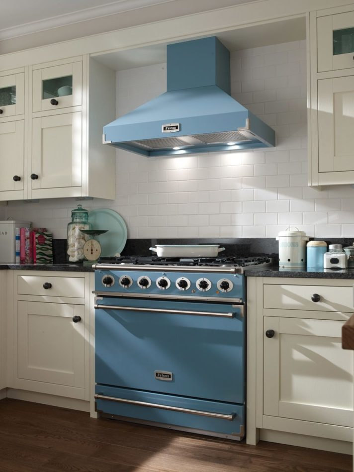 range cooker, falcon, herd, küche, landhausherd, standherd, modern, traditionell