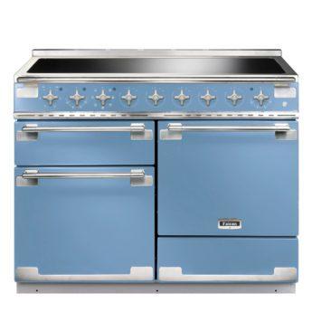 Falcon Range Cooker, Elise 110, Induktions-kochfeld, china blue, blau, Standherd, Landhausherd