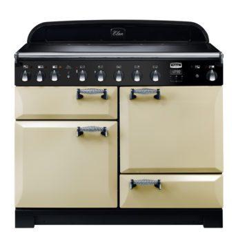 Falcon Range Cooker, Elan Deluxe 110, Induktions-kochfeld, cream, creme, Standherd, Landhausherd
