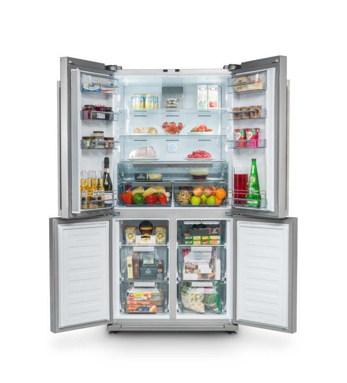 falcon, sxs deluxe, kühlschrank, gefrierschrank, range cooker deutschland, küche