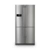 sxs kühlschrank, falcon, range cooker deutschland, gefrierschrank, steel, silber