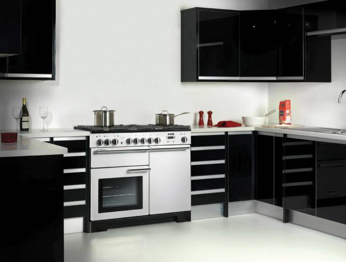 range cooker professional deluxe, falcon, rangecooker deutschland, herd