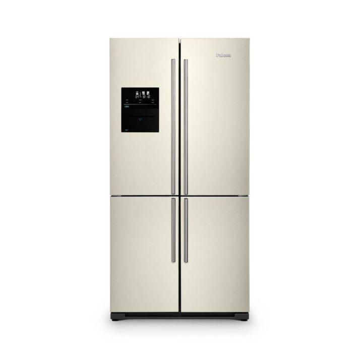 Falcon SXS Deluxe Kühlschrank, Vakuumierer V-Seal, range cooker deutschland, Ivory