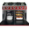 falcon range cooker deutschland, 900s, landhausherd, standherd, küche, ofen, backen