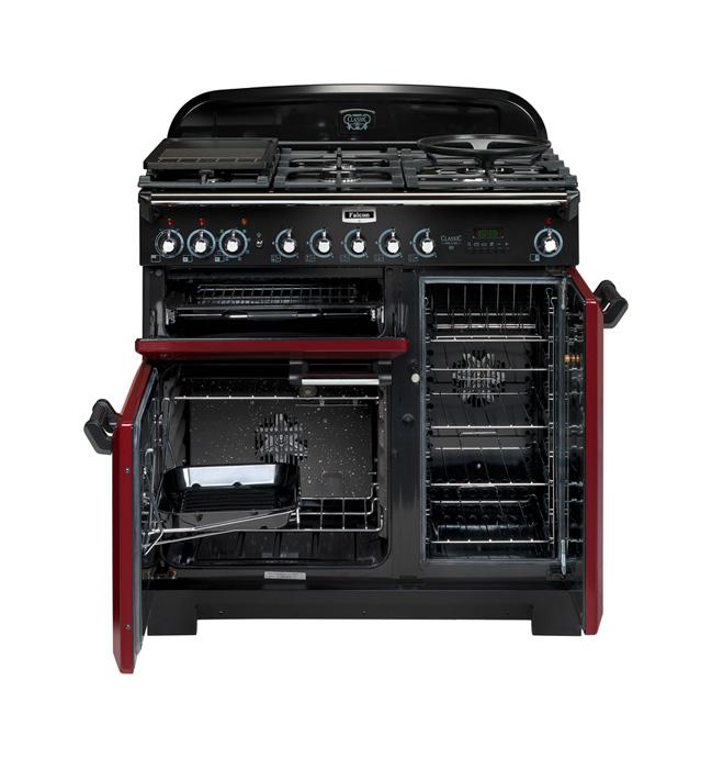 range cooker classic deluxe, falcon herde, landhausherd