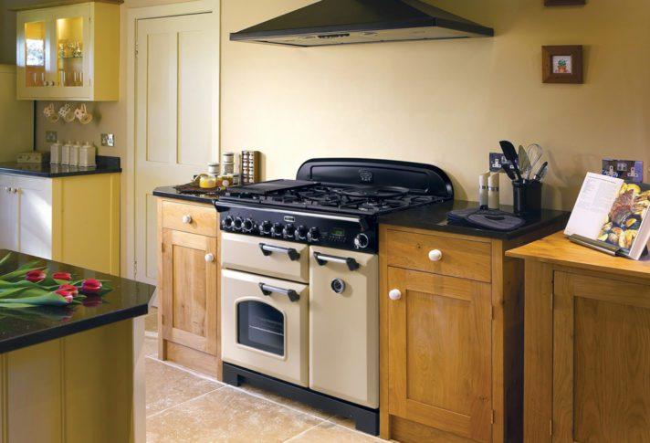 falcon classic deluxe 90, range cooker, standherd, kueche, classic deluxe 100