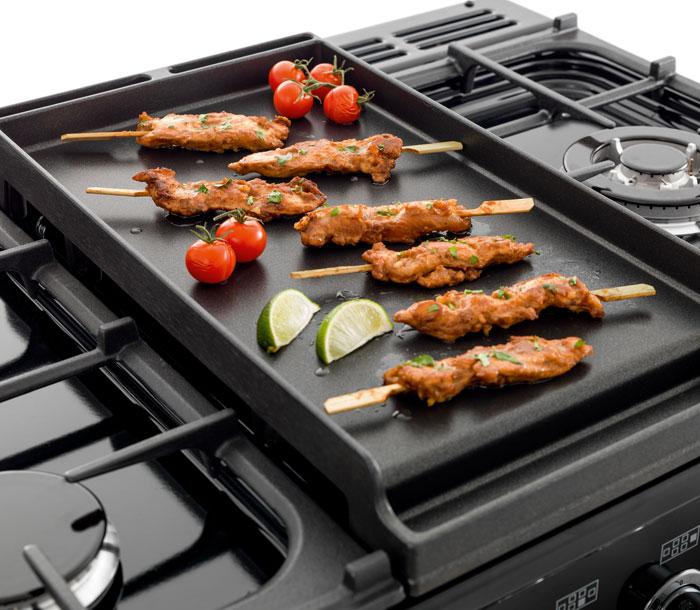 range cooker, falcon, teppanyaki, grillen, herd, landhausherd, standherd, ofen